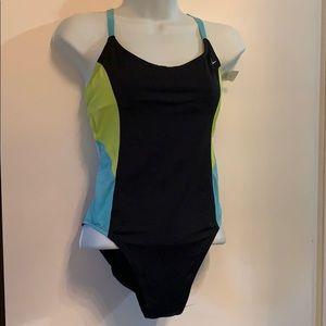 Nike swimsuit & matching shorts